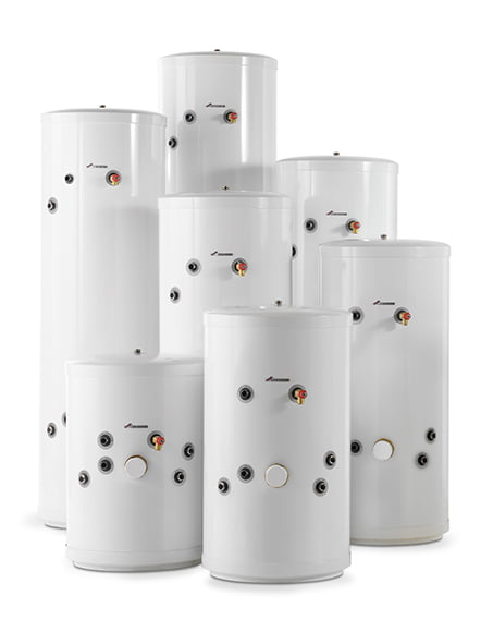 Hot water systems, Unvented and vented hot water systems Norwich Norfolk