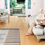 timber floor underfloor installations