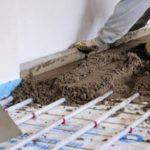 tracked panels underfloor