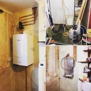 Plumbing services in Norfolk