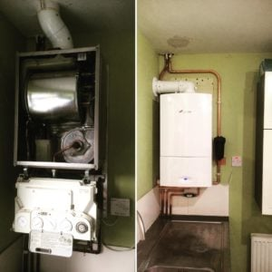 types of boilers available in Norfolk